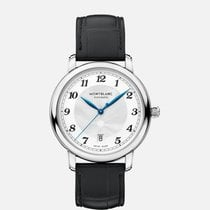 Montblanc Steel 39mm Automatic 116522 new United States of America, New Jersey, River Edge