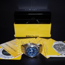 Breitling Blackbird Steel 40mm Blue