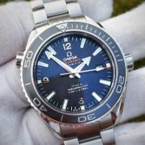 Omega Seamaster Planet Ocean Steel 45,5mm Black Arabic numerals United States of America, Indiana, Valparaiso