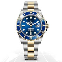 Rolex Submariner Date new Automatic Watch with original box and original papers 126613LB