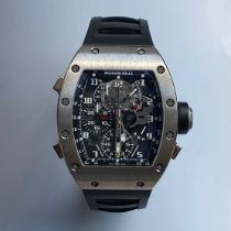Richard Mille White gold 39mm Manual winding RM004 pre-owned