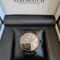 Aerowatch Keramik 43mm Handaufzug A50981 NO17 neu