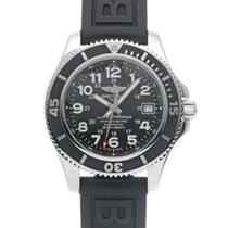 Breitling Superocean II 42 Сталь 42mm Черный