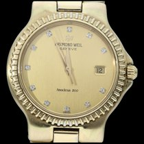 Raymond Weil Amadeus Steel 36mm Gold No numerals
