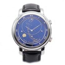 Patek Philippe Celestial White gold 43mm Blue