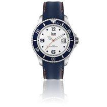 Ice Watch Stahl 40mm Quarz neu