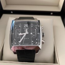 TAG Heuer Monaco Calibre 36 Steel Black United States of America, New Jersey, CLIFFSIDE PARK