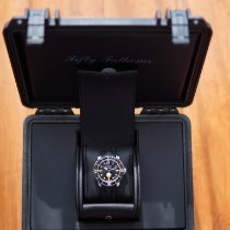 宝珀 钢 40mm 自动上弦 Fifty Fathoms Tribute MilSpec Limited Edition 5008-1130-B52A 二手 中国, 广州市