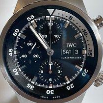 IWC IW371928 Steel 2008 Aquatimer Chronograph 42mm pre-owned
