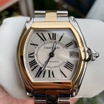 Cartier Gold/Steel 37mm Automatic 2510 pre-owned India, Bangalore