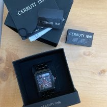 Cerruti 43mm Quartz pre-owned