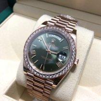 Rolex 228345 Oro rosa 2020 Day-Date 40 40mm nuevo