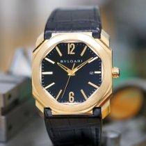 Bulgari Octo 101963 BGOP41BGLD Очень хорошее Pозовое золото 41mm Автоподзавод