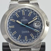 Omega Omega Dynamic Blue Grand Prix Dial Fair Steel 40.86mm Automatic United States of America, California, Stockton