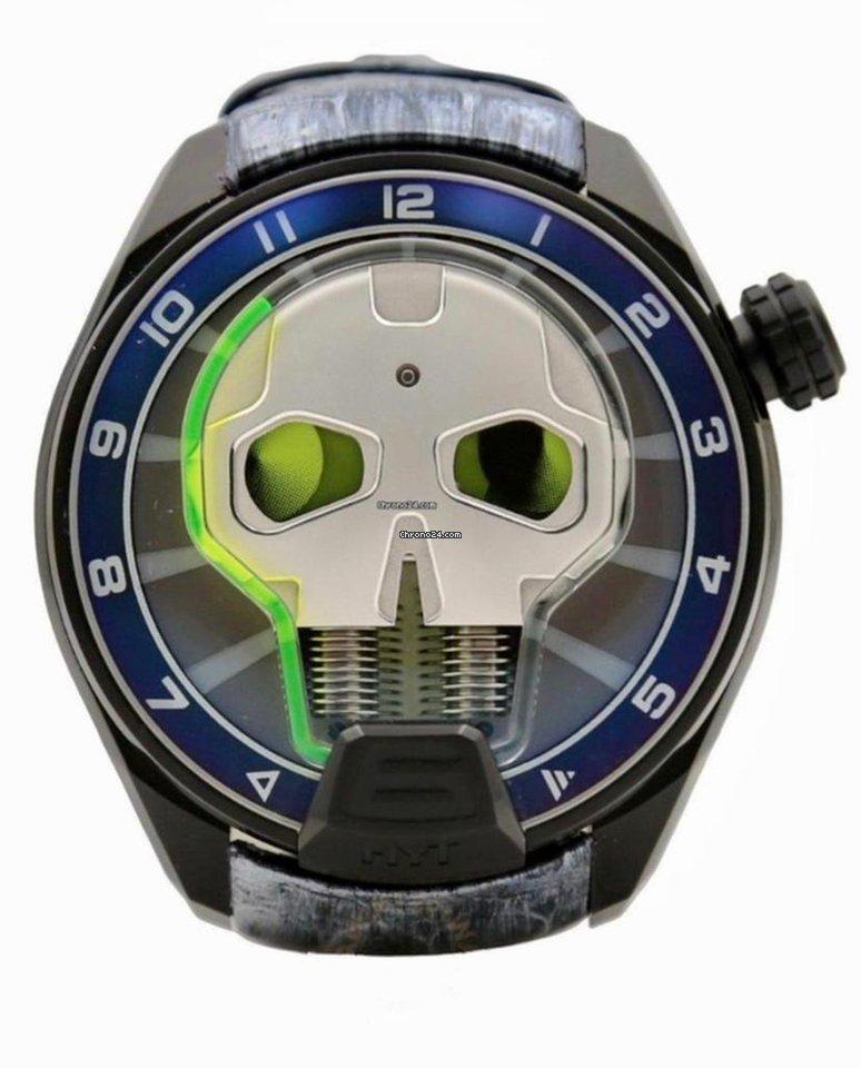 HYT Skull 151-TD-41-GF-AB 2020 новые