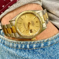 Rolex Datejust Steel 36mm Champagne No numerals United States of America, Florida, Pembroke Pines
