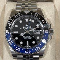 Rolex Stahl 40mm Automatik 126710BLNR gebraucht