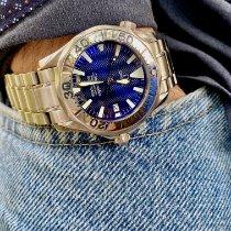 Omega Seamaster Diver 300 M Steel 36mm Blue No numerals United States of America, Florida, Pembroke Pines