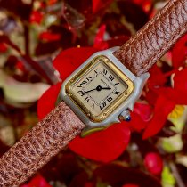 Cartier Panthère Gold/Steel 22mm White Roman numerals United States of America, Florida, Pembroke Pines