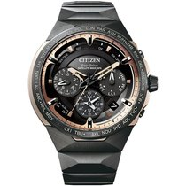 Citizen Titanium Black