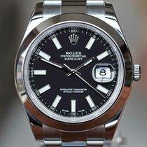 Rolex Datejust II Steel 41mm Black United States of America, Missouri, Chesterfield