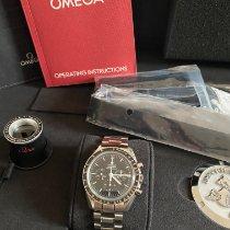Omega Speedmaster Professional Moonwatch Acier 42mm Noir Sans chiffres France, Bastia