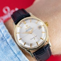 Omega Constellation 168.005 Good Gold/Steel 34mm Automatic