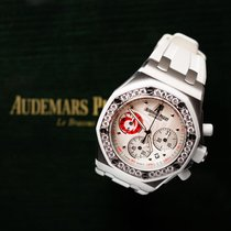 Audemars Piguet Royal Oak Offshore Lady 26076sk.zz.d010ca.01 Unworn Steel 37mm Automatic