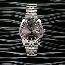 Rolex Datejust nuovo 2020 Automatico Orologio con documenti originali 126334
