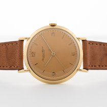 IWC Rose gold Manual winding Champagne Arabic numerals 36mm pre-owned