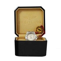 Breitling Headwind Steel 43mm White