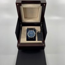 Zenith Elite Chronograph Classic Steel 42mm Blue No numerals