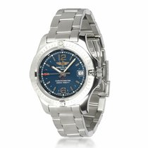 Breitling Colt Lady Steel 33mm Blue Arabic numerals United States of America, New York, New York