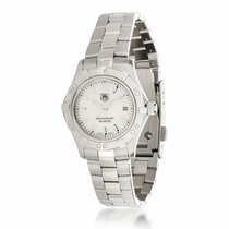 TAG Heuer Aquaracer Lady Steel 27mm White United States of America, New York, New York
