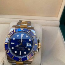 Rolex Submariner Date 116613LB Very good Gold/Steel 40mm Automatic The Philippines, Angeles City