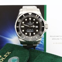 Rolex Sea-Dweller Deepsea new 2008 Automatic Watch with original box 116660