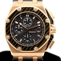 Audemars Piguet 26030RO.00.D001IN.01 Or rose Royal Oak Offshore Chronograph 42mm occasion