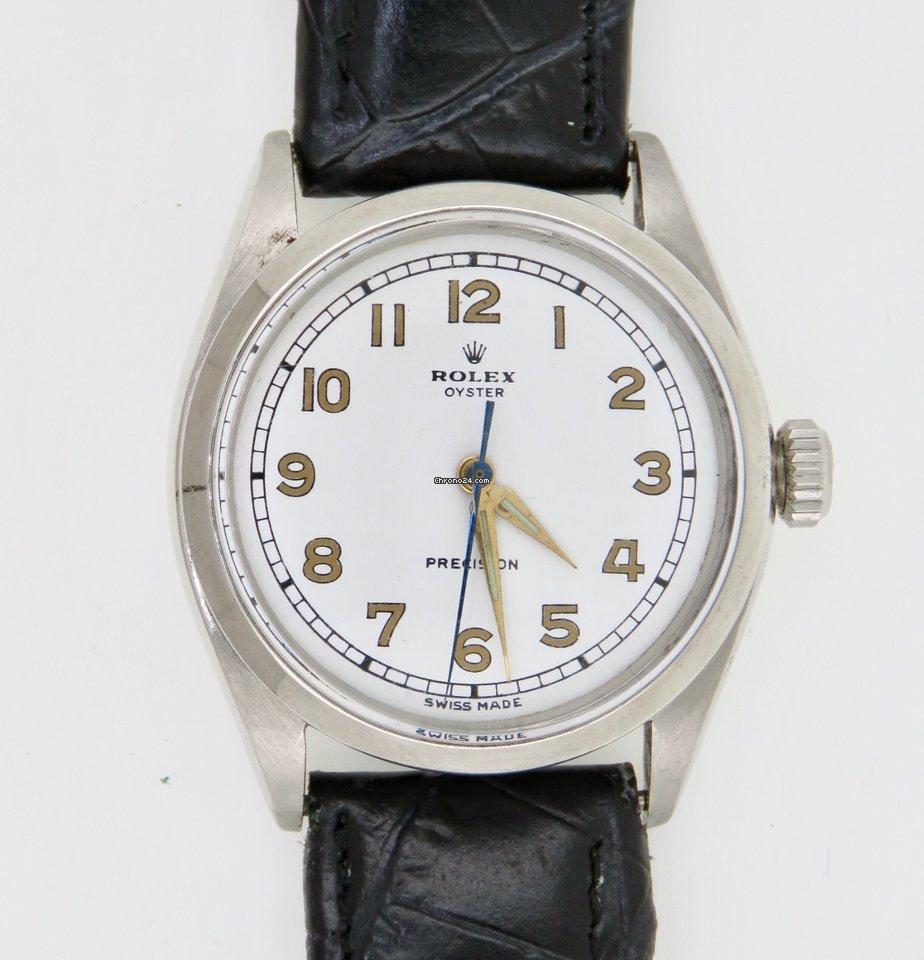 Rolex Oyster Precision 6223 1953 używany