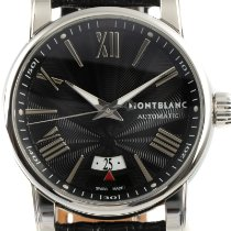 Montblanc Star 4810 Steel 41.5mm Black