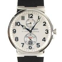 Ulysse Nardin Marine Chronometer 41mm 263-66 Muy bueno Acero 41mm Automático