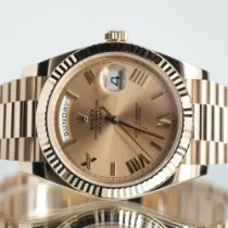 Rolex Day-Date 40 Yellow gold 40mm Gold United Kingdom, Newcastle Upon Tyne