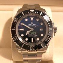 Rolex Sea-Dweller Deepsea 126660 D-BLUE Unworn Steel 44mm Automatic