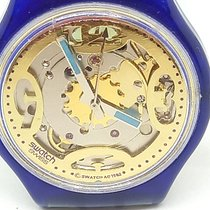 Swatch Plastic 39mm Automatic AG1992 pre-owned