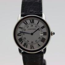 Cartier Ronde Solo de Cartier W6700255 Bon Acier 36mm Quartz
