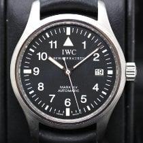 IWC Fliegeruhr Mark Stahl 38mm Schwarz Arabisch Deutschland, Berlin