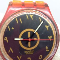 Swatch Plastic 36mm Quartz AG1988 pre-owned