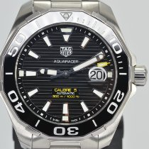 TAG Heuer Aquaracer 300M Steel 43mm Black No numerals United States of America, California, Stockton