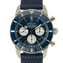 Breitling Superocean Chronograph II Steel 44mm Blue