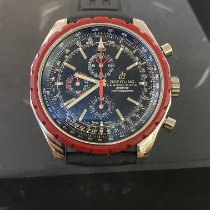 Breitling Chrono-Matic 1461 Steel 49mm Black