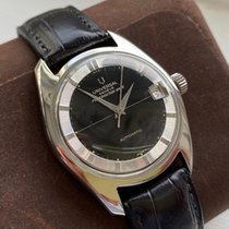 Universal Genève Steel 34mm Automatic 869113/01 pre-owned United Kingdom, Manchester